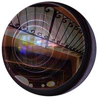 cámara a contra luz